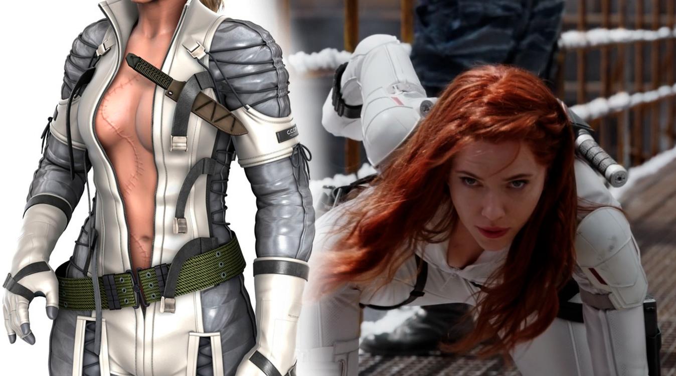 Black Widow Un Plagio De Metal Gear Solid Lacomikeria